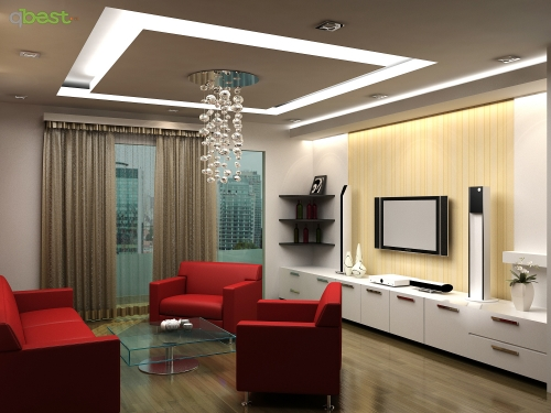 Apartment interior R4010-D4-Van Khe