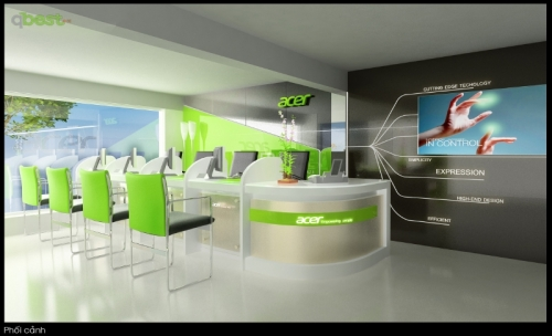 Acer care center interior 2