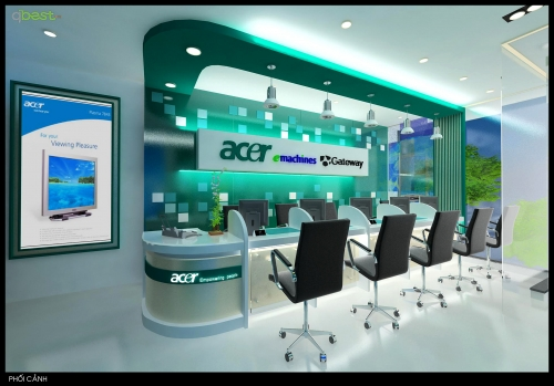 Acer care center interior 4